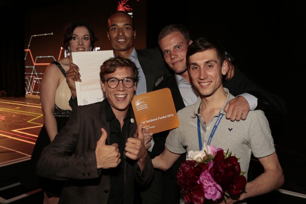 """Preisverleihung """"Deutscher Preis für Wirtschaftskommunikation 2013"""""""