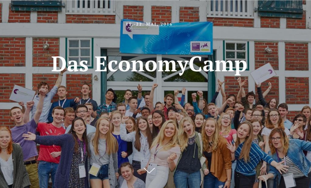 Economy Camp 2016
